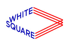 White Square Bronze